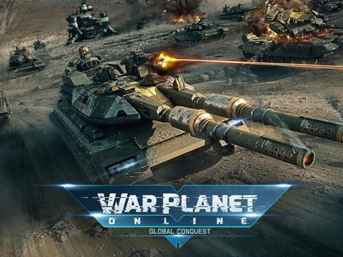 War Planet Online: Global Conquest 3.7.3 – Android game Full Apk Download
